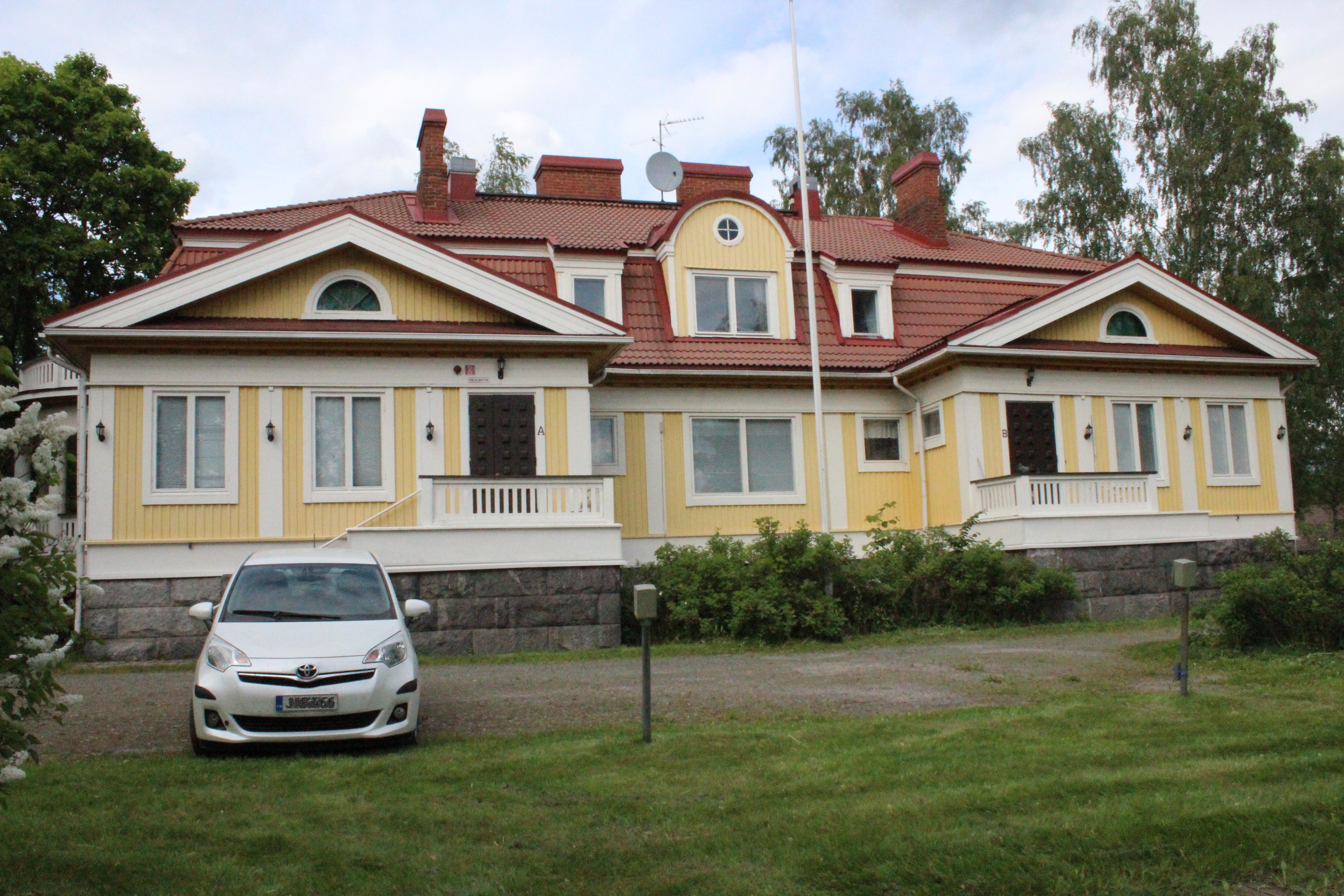 muhos perhekoti Kuopio